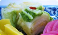 【白菜の塩漬】