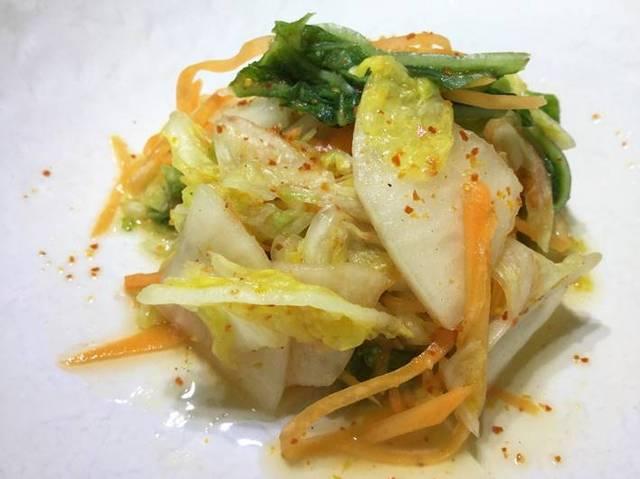 冬野菜キムチ